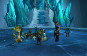 The Defeated Lich King
